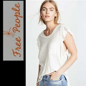 Free People Tops - Free People So Easy Tee -  Size M